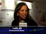 Muhammad Ali's daughter, Laila Ali