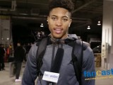 Washington Wizards' Kelly Oubre on Selecting Kansas