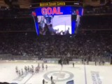 New York Rangers Win at MSG