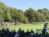 Steve Stricker Sinks Putt During Sanford International Golf Tourney