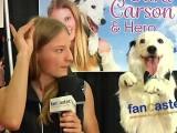 Super Dog Hero & Sara Carson