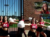 Members of Rutgers University Dance Team