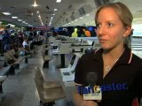 Brittany  Discusses Her Fans at High School Bowling Championship