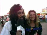 Captain Jack Discusses GPS at Ostrich Festival