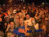 Mayhem Breaks out after Florida Wins Title