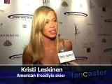 Kristi Leskinen, American freestyle skier