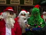 Santa Claus and Reindeer ..