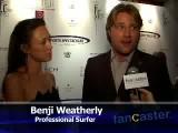 Pro Surfer Benji Weatherl..