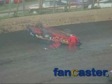 Awesome racing action from Husets Speedway