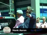 MLB Hall of Famers and All Stars in '08 Parade in New York City