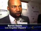 NBA player, Baron Davis