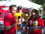 Iowa State Football Fans Chant Fight Song