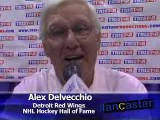 Detroit Red Wings' Alex Delvecchio Recalls Winning Stanley Cup