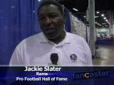 Jackie Slater, NFL Hall of Fame Member
