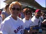 Texas Rangers Fans Love the Hugs