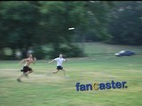 Ultimate Frisbee Action
