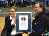Social Media Drives World Record Dodgeball Game for Samsung