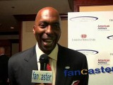John Salley Offers Tips on Broadcasting