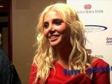Karissa Shannon Supports the Cedars Sinai Foundation