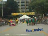 Bed Racing in Coconut Grove, FL