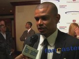 Phoenix Suns Coach Earl Watson at Cedar Sinai Fundraiser