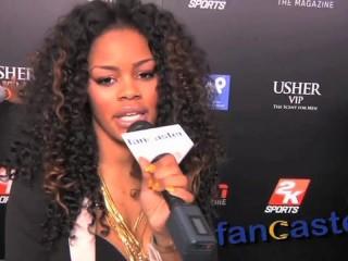 Celebrity Teyana Taylor