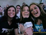 UCONN Fans Pump It Up at  Gampel Pavilion