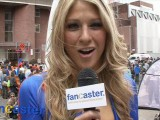 Knicks City Dancer Amanda Reports From Tribeca Family Festival