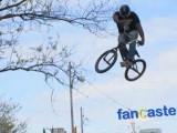 Tribeca Family Festival Features BMX Stunt Bikers