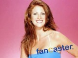 Actress and Model Angie Everhart from The Arnold