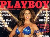 Playboy Cover Girl Sandra..
