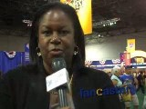 Jackie Robinson's daughter, Sharon Robinson, discusses her father