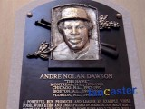Andre Dawson Elected to The Baseball Hall of Fame in 2010