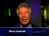 Mario Andretti, auto racing icon