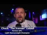 "The ""Iceman"" Chuck Liddell, Mixed Martial Arts Champion"