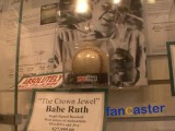 The Crown Jewel Babe Ruth Baseball