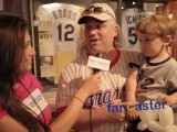 Braves Fans Visit Hall of Fame