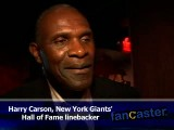 Harry Carson, Giants Hall of Fame linebacker
