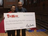 $64,000 Scholarship Awarded at Teen Masters