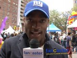 New York Giants Danny Ware