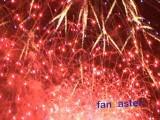 Fireworks Dazzle Millions