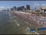 Hundreds of Thousands Attend Air Show in Atlantic City