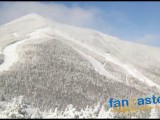 Skiing Down Whiteface Mountain