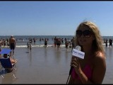 Shannon Broadcasts During Thunder Over the Boardwalk Air Show