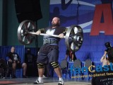 Strongman Competitors Vie..