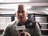 UFC Welterweight Champion Georges St-Pierre