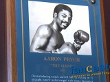"Aaron Pryor ""The Hawk"""
