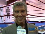 Announcer Michael Buffer