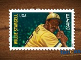 Willie Stargell Honored with Forever Stamp